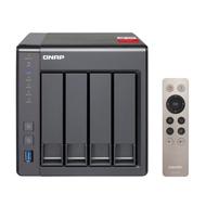 5Cgo QNAP TS-451+-2G附遙控器4BAY 2GB DDR3L RAM 1 x 2GB;伺服器【權宇含稅】