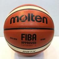 毛仔嚴選 molten 2017 新款 高質感合成皮 GG7X 室內球 FIBA 籃協 奧運 HBL UBA 指定用球