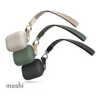 【moshi】Pebbo for AirPods Pro 藍牙耳機充電盒保護套