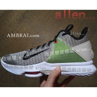 【AMBRAI.com】 Nike LeBron Witness 4 EP 菇橄綠 籃球鞋 NBA CD0188-200
