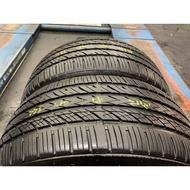 *正順車業* 中古輪胎 中古胎 落地胎 維修 保養 底盤 型號:225 40 18 南港 NS2S X2條