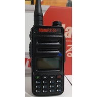 Marui MR-UV1 Dual band Water Resistant Two-Way Radio