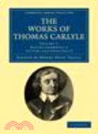 The Works of Thomas Carlyle(Volume 7, Oliver Cromwell's Letters and Speeches II)