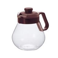 HARIO|球型兩用玻璃壺1000ml TCN-100CBR