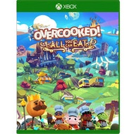XBOX Series X煮過頭吃到飽 Overcooked All You Can Eat 中文版1+2預購2020冬