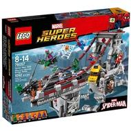 LEGO ตัวต่อเสริมทักษะ มาร์เวล ซุปเปอร์ฮีโร่ส์ Marvel Super Heroes - Spider-Man : Web Warriors Ultima