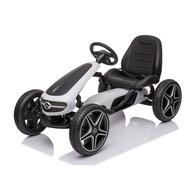 【聰明媽咪兒童超跑】Mercedes-Benz 賓士卡丁車 四輪腳踏車 XMX610(大人小孩都可以騎)