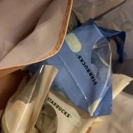星巴克 STARBUCKS 端午節 星冰粽限定夏日風情禮盒雙層提袋保冷袋 + 星巴克 金星 復古綠女神證件零錢包)各一