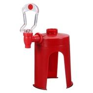 Soda Dispenser Fizz Dispenser Drink Dispenser Water Dispenser Party Cola Sprite, Red