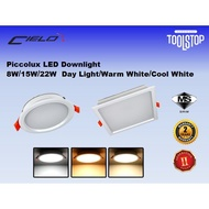 "led downlight. Cielo 5""/7""/9"" 8W/15W/22W Piccolux LED Downlight Day Light/Warm White/Cool White"