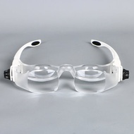 3.8X Bracket TV Reading Glasses Magnifier Loupe Goggles