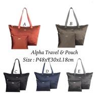!! Tumi Alpha Travel & Pouch