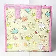 日本角落小夥伴保溫保冷便當袋角落生物野餐袋小手提袋