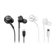 【SAMSUNG 三星】GALAXY Note10/Note10+ 原廠AKG雙動圈入耳式耳機 Type C(密封袋裝)