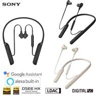 Sony WI-1000XM2 藍牙5.0主動降噪頸掛磁吸入耳式耳機 公司貨上網登錄兩年保固