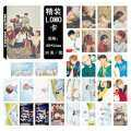 Linfang 30pcs/Set BTS Bangtan Boys Personal Collective Photocard Poster Lomo Cards
