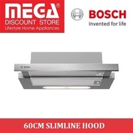 BOSCH DHI623GSG 60CM STAINLESS STEEL SLIMLINE HOOD / LOCAL WARRANTY