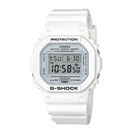 Casio G-Shock White Theme Special Color Model White Resin Band Watch DW5600MW-7D DW-5600MW-7D