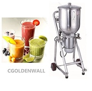 (CGOLDENWALL) Commercial 30L Large Capacity Electric ice blender ice mixer Fruit & Vegetable Cutt...