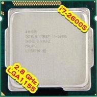 熊專業☆  Intel I7-2600S