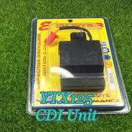 "YTX 125 CDI Unit ""E-Power"""
