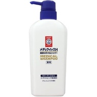 樂敦製藥  Medi Quick H Rohto Pharmaceutical Medico Quick H Scalp醫用洗髮水泵