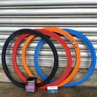 Tyre Tube Bicycle Fixie Folding Bike 20 Wheelchair 20X1 3-8 Tayar Tuib Basikal