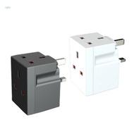 NERV 3 Way Triple Plug Adaptor - Multi Plugs Extension Sockets Adapter - UK 3 Pin