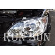 ●○RUN SUN 車燈,車材○● 全新 豐田 04 05 CAMRY 凱美瑞 2.0 HID空件原廠型魚眼 大燈 一顆