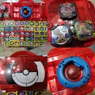 Pokemon神奇寶貝卡匣收納盒手環