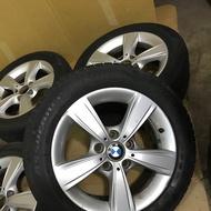 BMW 5/120 附225/50R16 固特異X2 尼克森X2 一組7000