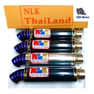 Exhaust Pipe Y15ZR/Exciter150 NLK Thailand 32mm Complete Set(pipe nlk y15 ysuku chamber pipe racing moto y15 accessories