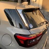 Perodua Ativa Rear Window Spoiler Garnish Stainless Steel