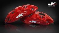 JK Racing 精品 對向 六活塞 卡鉗組 6活 對六 355*32 固定碟 AUDI Q3 Q5 Q7