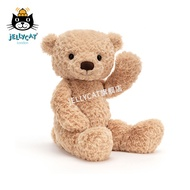 Uk jellycat2021 Year Scents Bear Soft Comfortable Cute Plush Toy Gift