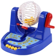 【熱銷現貨】賓果機 搖獎機 中獎機 彩球機 樂透機 抽獎機 桌遊 兒童益智桌面玩具