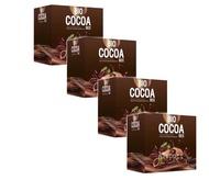 BIO COCOA MIX ไบโอ โกโก้มิกซ์ ดีท็อก โกโก้ บรรจุ 10 ซอง ( 4 กล่อง)