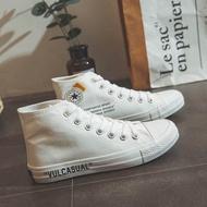 รองเท้าผู้หญิงรองเท้าคัชชูรองเท้าผ้าใบ ที่ให้ความช่วยเหลือสูงกราฟฟิตีอังกฤษสไตล์คลาสสิคแพลตฟอร์มแฟชั่นการออกแบบแพลตฟอร์มกัน