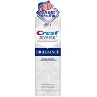 美國Crest-3DWhite專業美齒牙膏組(116g鑽亮炫白3入+舒緩敏感3入) 送歐樂B無蠟牙線(50公尺2入)