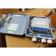 1:8 Splitter Box Optical Fiber Splitter Cassette Box