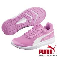 Puma Sneakers Escaper Mesh Jr 慢跑鞋 運動鞋 休閒鞋 網布 透氣 粉白 19032509