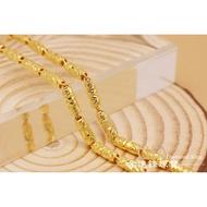 男生黃金項鍊  男生金飾項鍊 純金項鍊G012226 重4.30錢 板橋金進鋒珠寶金飾