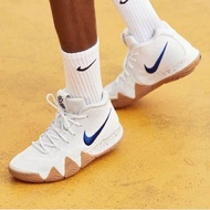 Nike Kyrie 4 Uncle Drew 943807-100 IRVING 白藍