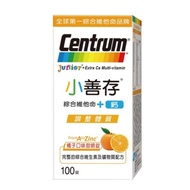 100錠 ,,Centrum 小善存綜合維他命 + 鈣, 100 錠