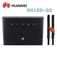 Unlocked Huawei B315 Huawei 4G CEP Portable Wireless WIFI Router Huawei B315s-22 Lte Wifi Router Plus 2pcs 4g SMA antenna