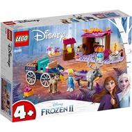 LEGO 樂高積木 41166  冰雪奇緣 艾莎的旅行車冒險 迪士尼公主系列