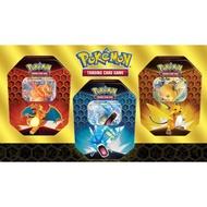 Pokemon TCG Hidden Fates Tins Random