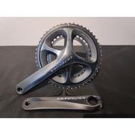 Shimano Ultegra 6800 自行車曲柄大盤 單車齒盤 170mm 50/34 壓縮盤 CT盤