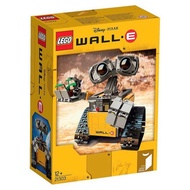 LEGO 21303瓦力 新款