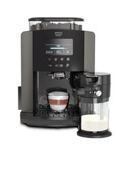 KRUPS เครื่องชงกาแฟอัตโนมัติ Quattro Force 1.7 ลิตร สีดำ - เครื่องทำกาแฟ เครื่องชงกาแฟสด เครื่องชงกาแฟแคปซูล กาแฟแคปซูล แคปซูลกาแฟ เครื่องทำกาแฟสด หม้อต้มกาแฟ กาแฟลดน้ำหนัก กาแฟสดคั่วบด กาแฟลดความอ้วน mini auto capsule coffee machine